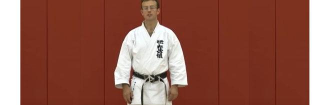 Conceptos de karate – Secuencia para aprender Kata