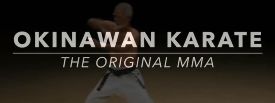 Origen de las técnicas de la MMA: Karate